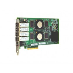 Адаптер QLogic Fibre Channel to PCI и PCI-E QLE2464-CK1